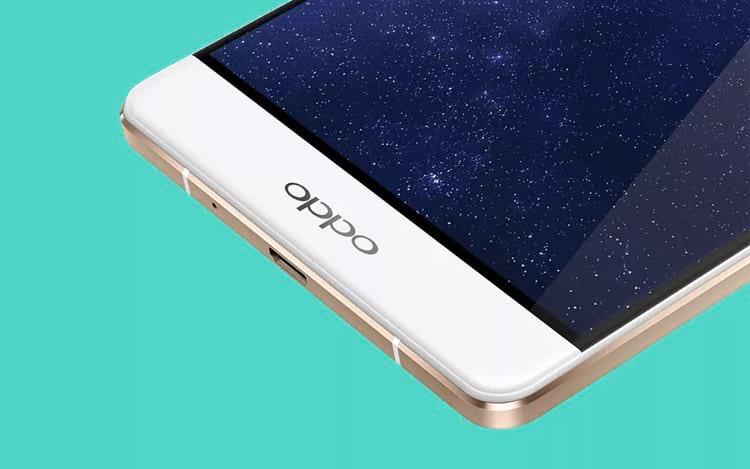 Oppo estaria trabalhando no seu smartphone dobrável