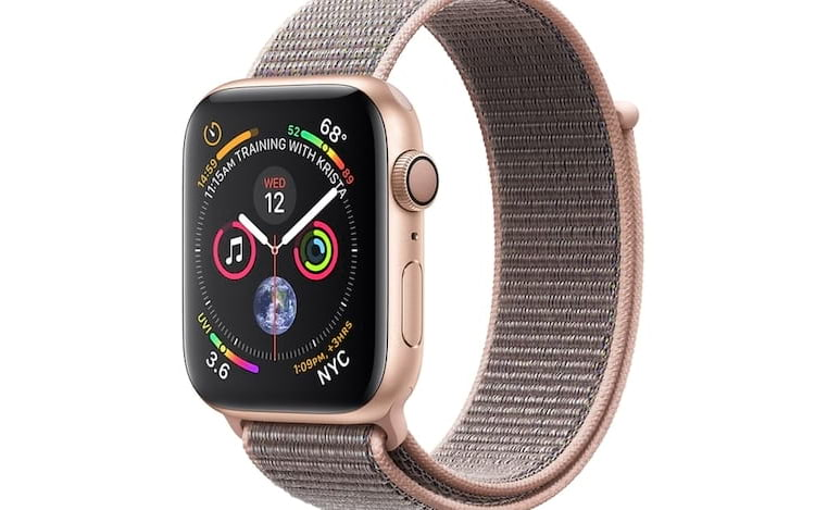 Recurso de eletrocardiograma do Apple Watch Series 4 chega com o watchOS 5.1.2.