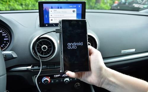 Atualização do Android Auto deixa reprodução de musicas e mensagens mais fácil