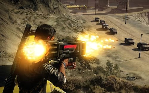 Requisitos mínimos para rodar Just Cause 4 no PC