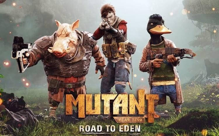 Mutant Year Zero: Road to Eden chega em 4 de dezembro para PC, Xbox One e PS4.