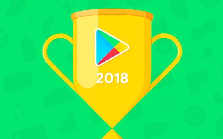 Conheça os vencedores do Escolha do usuário do Google Play Awards 2018.