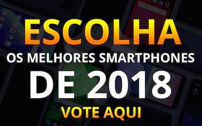 Melhores smartphones de 2018