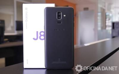 Review Galaxy J8 - Um intermediário ok