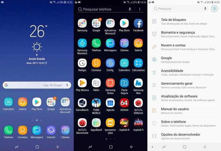 Galaxy J8 - Samsung Experience 9