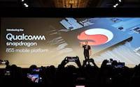 Qualcomm revela processador Snapdragon 855 para aparelhos 5G