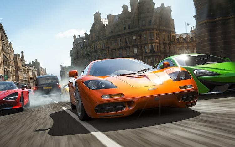 Requisitos mínimos para rodar Forza Horizon 4 no PC.