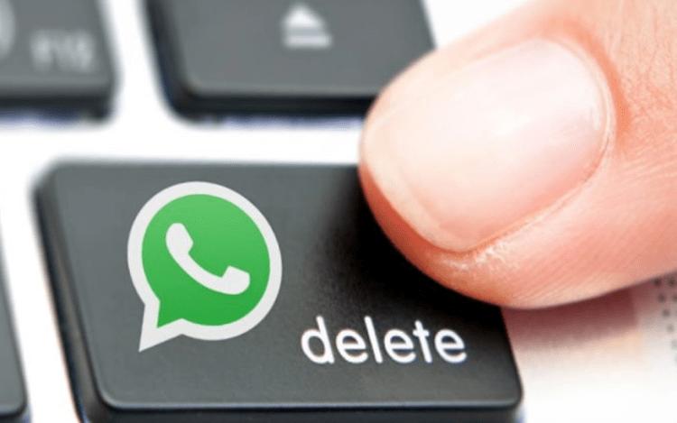 Como excluir sua conta do WhatsApp permanentemente