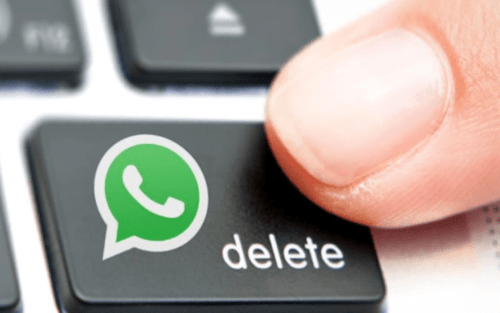 Como excluir sua conta do WhatsApp permanentemente