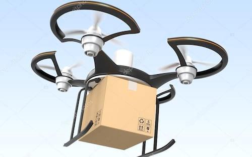 Alphabet disponibiliza teste gratuito de entregas a com drones na Finlândia