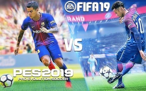 FIFA 19 vs PES 2019:  Qual o melhor game de futebol?
