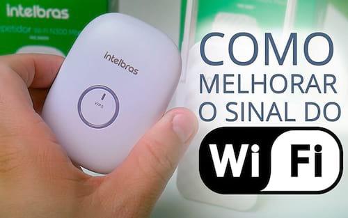 Como melhorar o sinal wi-fi da sua casa usando repetidor