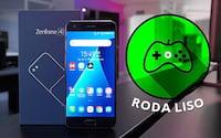 Zenfone 4 é bom para jogos? - Roda Liso