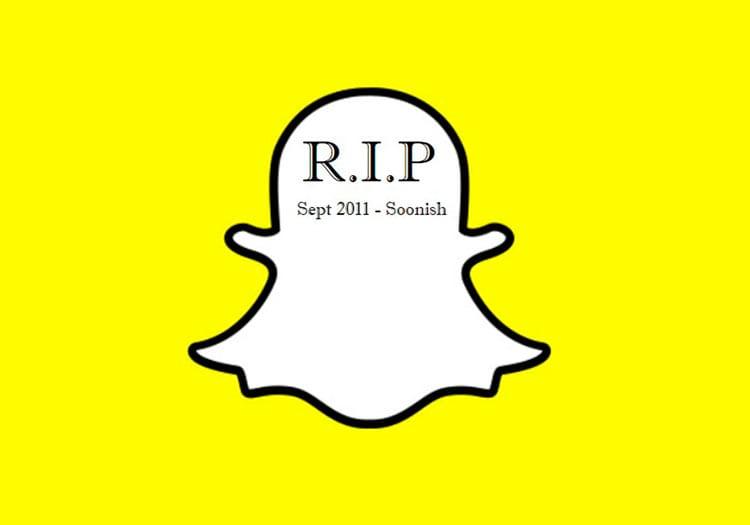Snapchat resiste há anos sem jogar a toalha