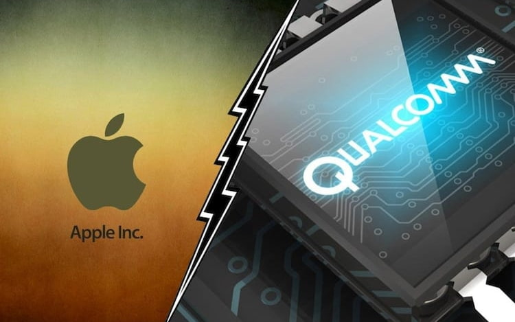Qualcomm vende ação que proíbe a Apple de importar iPhones mais antigos na China.