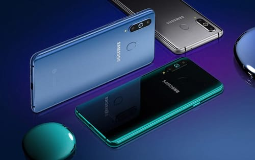 Samsung Galaxy A8s é anunciado com entalhe circular, câmera tripla e 8 GB de RAM