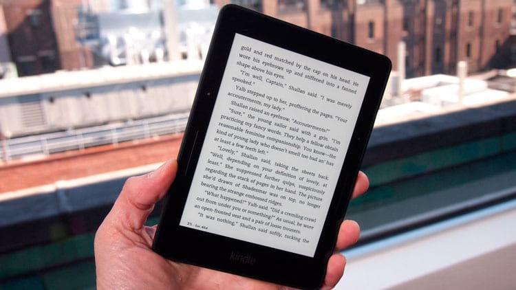 Kindle segue como uma das melhores compras da minha vida