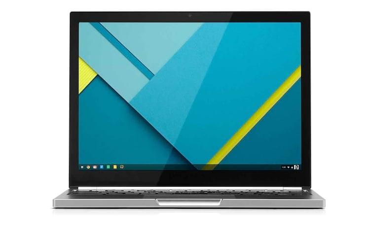 Google está adicionando maior controle dos pais aos Chromebooks.
