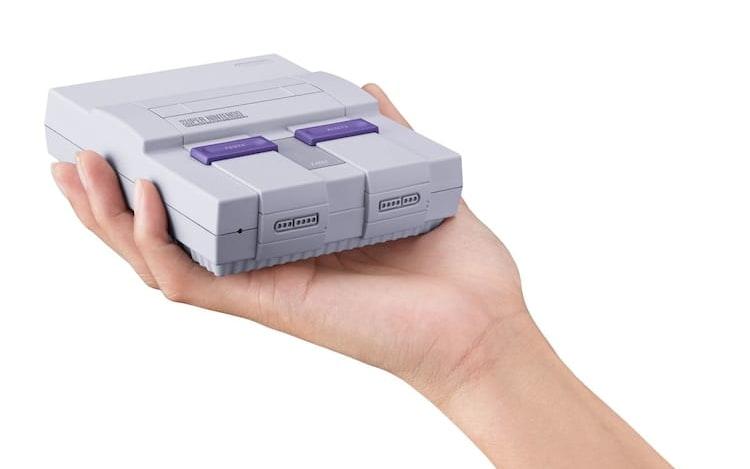 Nintendo NES Classic e SNES Classic irão sair de produção.