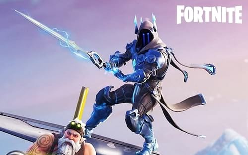 Epic remove Infinity Blade de Fortnite
