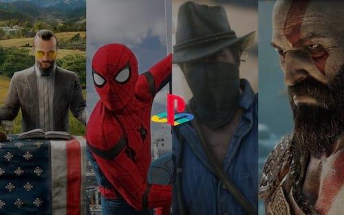 Os 10 melhores jogos para PS4 em 2018