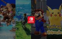 Os 10 melhores jogos para Nintendo Switch em 2018