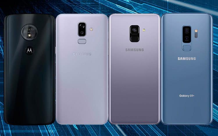 Os melhores smartphones de 2018 no Brasil