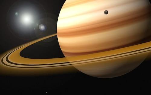 Estudo da NASA diz que anéis de Saturno irão desaparecer em 300 milhões de anos