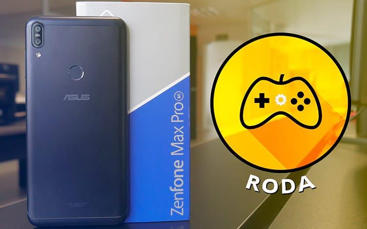 Zenfone Max Pro M1 é bom para jogos? - Roda Liso