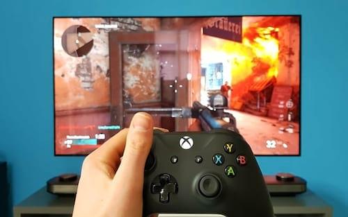 Como configurar manualmente o Xbox One para rodar jogos 4K?