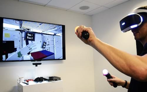 Como corrigir todos os erros  de rastreamento no PlayStation VR