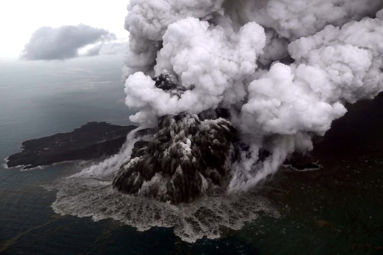 Vulcão Anak Krakatau