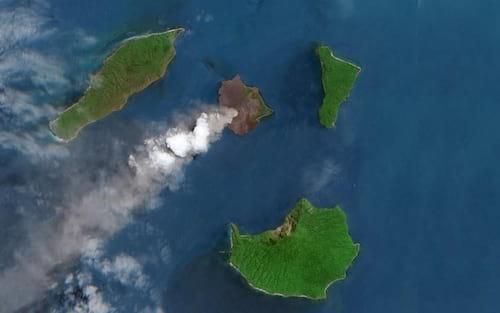 Entenda as causas do Tsunami sucedido por um terremoto na Indonésia