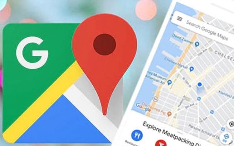 Google Maps disponibiliza mensageiro próprio, incluindo para o Brasil.