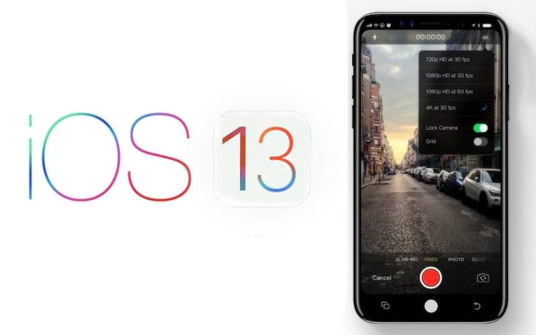 Apple pode ter iniciado testes com o novo iOS 13.