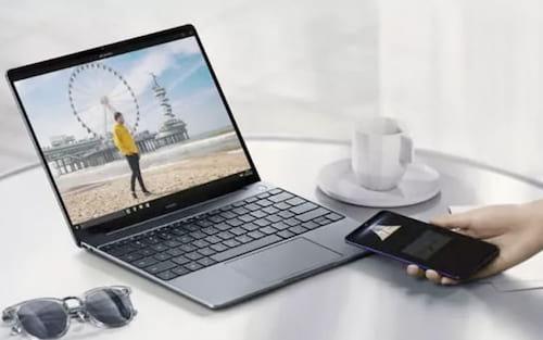 CES 2019: Huawei apresenta o seu novo MateBook 13