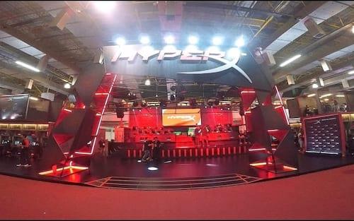 CES 2019: HyperX lança produtos gamers com novo nível de performance e conforto
