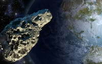 NASA diz que asteroide gigante passou perto da Terra
