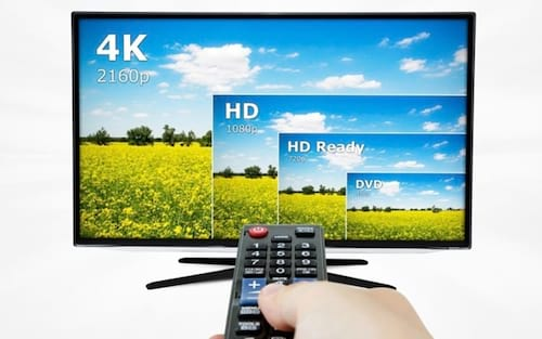 Qual a diferença entre as resoluções HD, Full HD, 4K e HDR?