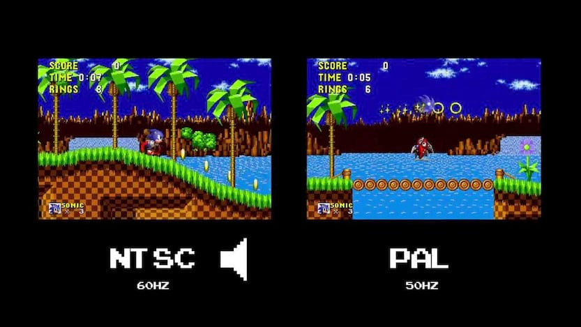 NTSC vs PAM