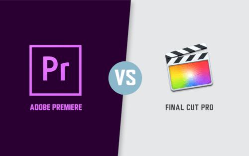 Final Cut Pro ou Adobe Premiere: Qual é o melhor editor de vídeo?