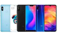 Comparativo: O que mudou do Xiaomi Redmi Note 7 para o Note 6 Pro e Note 5 Pro?