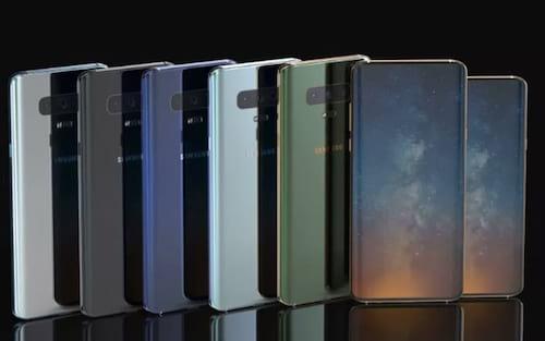 Samsung Galaxy S10 e S10 Plus recebem certificação na China