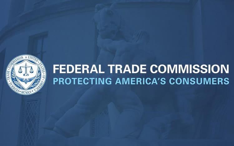 FTC-Sua principal missão é a promoção da proteção ao consumidor e a eliminação e prevenção de práticas comerciais anticompetitivas, como o monopólio coercitivo.