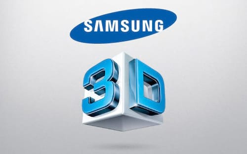 Samsung registra patente para um dispositivo com exibição em 3D