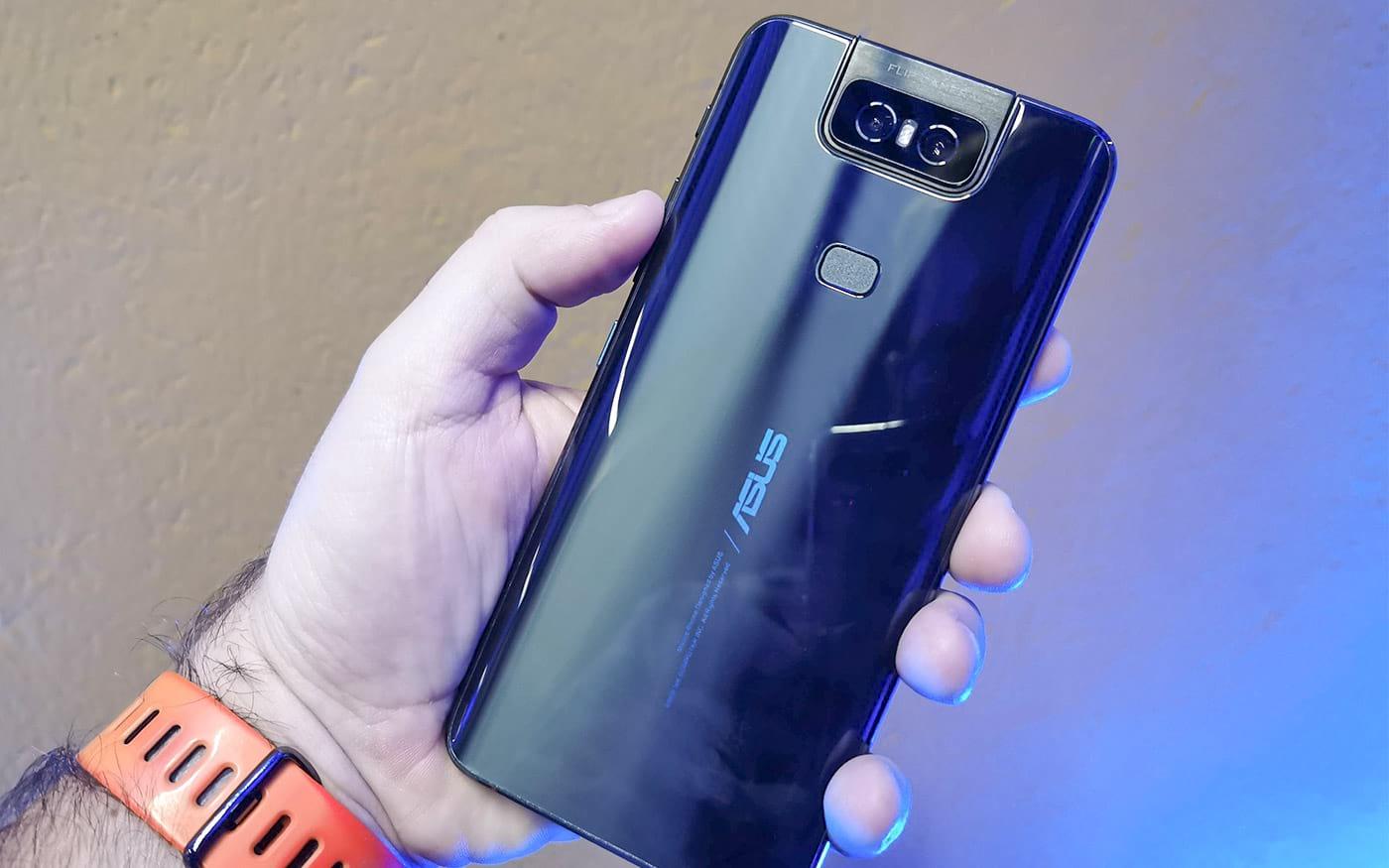 5 melhores celulares Asus