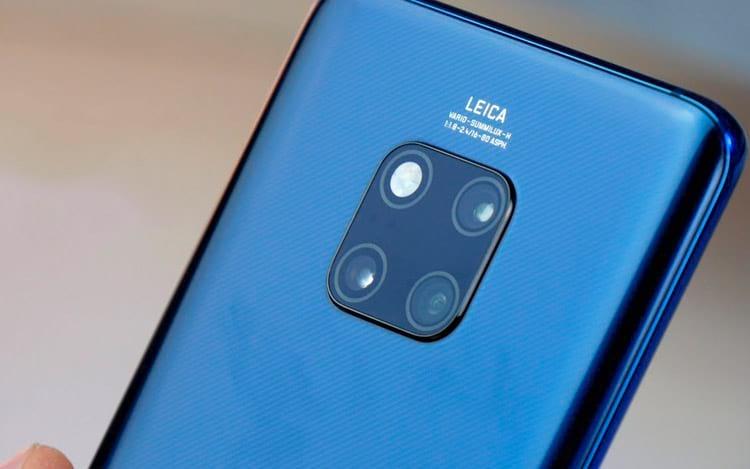 Huawei Mate 20 Pro é o melhor smartphone em câmeras, segundo DxOMark
