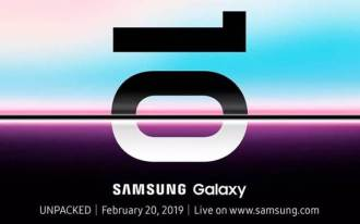 Samsung solicita registro de marca para o software Neuro Game Booster, possivelmente destinado à nova série Galaxy S10