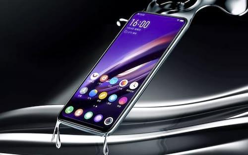 O Apex 2019 da Vivo é um telefone sem fio 5G com 12 GB de RAM