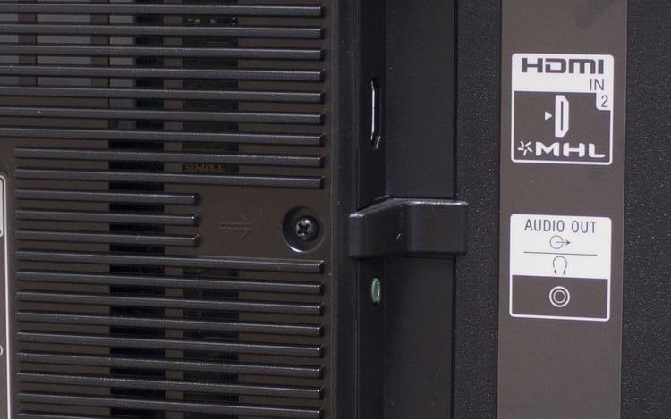 Porta HDMI MHL
